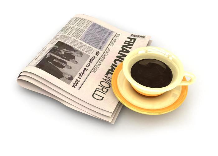 NewspaperCoffeeImage